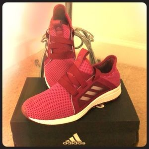 Adidas Edge Lux Knit Running Shoes